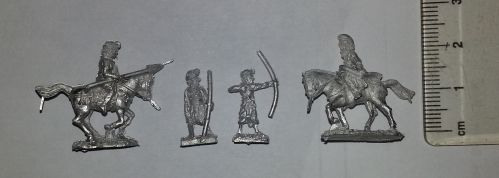 15mm Classical indians