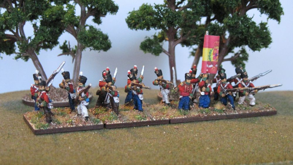 15mm British Colonial, 1820-1840