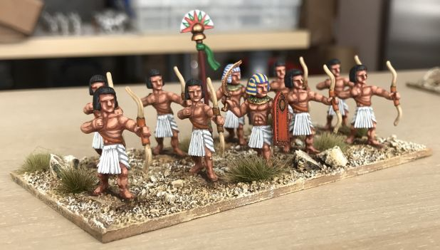 25mm Lamming Ancient Egyptians